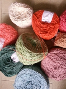 Buying hand-dyed yarn is a challenge